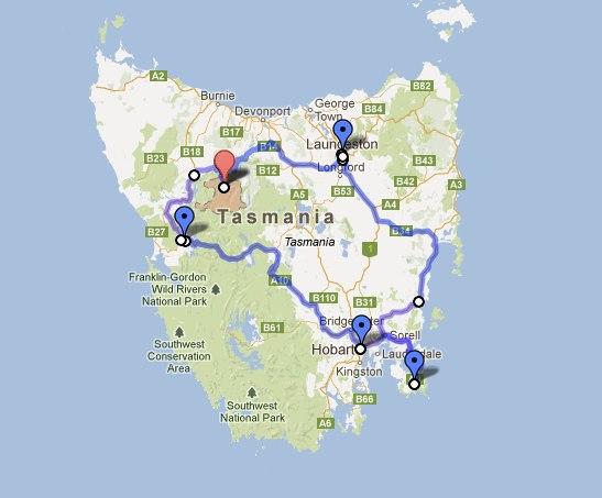 b28eccd763 Road Trip in Tasmania