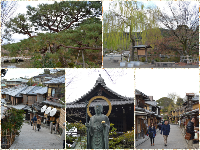 A walk along Higashiyama District